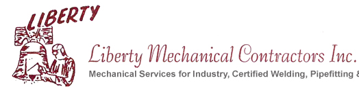 Liberty Mechanical Contractors, Inc. | Mechanical Services for Industry, Certified Welding, Pipefitting & Iron work, Supplemental Craft Labor